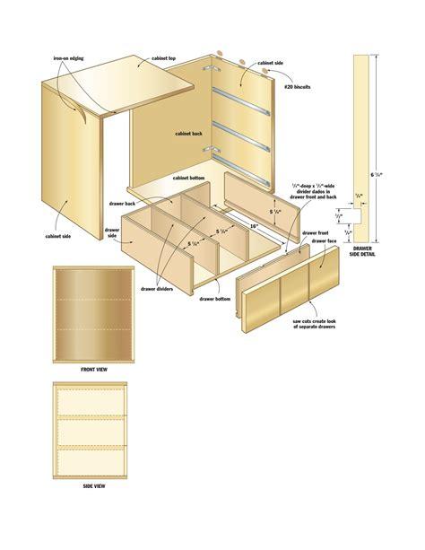wood storage cabinet plans home furniture design