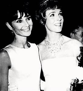 Julie Andrews Audrey Hepburn | www.imgkid.com - The Image ...