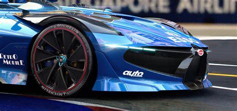 Bugatti vision gran turismo concept 2016. La Bugatti Type 251 Evo Concept sembra la speedster perfetta