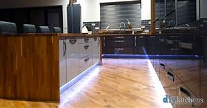 How To Use Led Strip Lighting Under Integrated Appliances