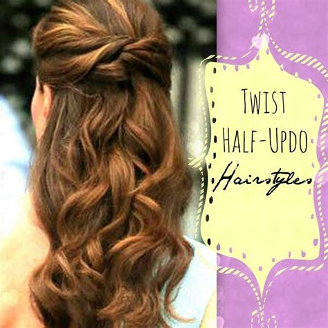 Half Updo Hairstyles Tutorial by 1000 Images About Wedding Hair On