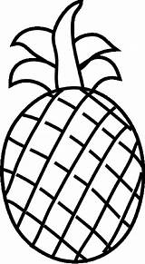 Strawberry Outline Drawing Clipart Clipartmag sketch template