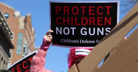gun violence prevention childrens defense fund