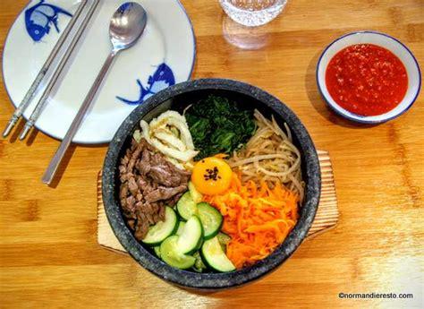 kimchi restaurant cor 233 en 224 le havre normandieresto