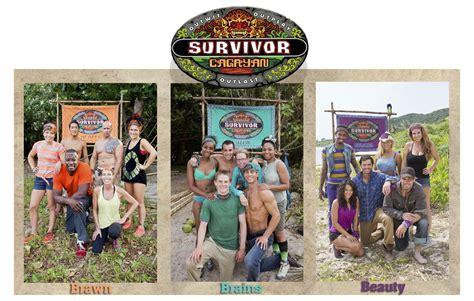 Survivor Cagayan: Brawn vs. Brains vs. Beauty - Meet the ...