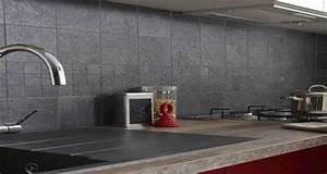 Carrelage Sol Adhesif : relooker sa cuisine 5 rev tements pas chers du tout ~ Nature-et-papiers.com Idées de Décoration