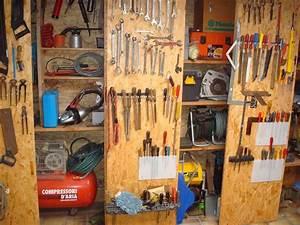Rangement Outils Garage : rangement et outils ~ Melissatoandfro.com Idées de Décoration