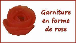 Comment Faire Secher Une Rose : comment faire une rose avec une tomate youtube ~ Melissatoandfro.com Idées de Décoration