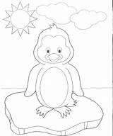 Penguin Coloring Pages Penguins Sheets Colouring Printable Very Winter Step Cartoon Drawing Clipart Preschool Draw Backhoe Getdrawings Azcoloring Getcolorings sketch template