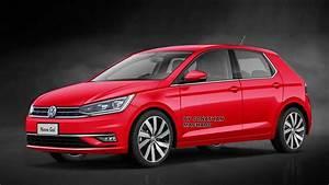 Render Novo Volkswagen Gol 2020 Projeto A00   Novo Polo Simplificado Vw