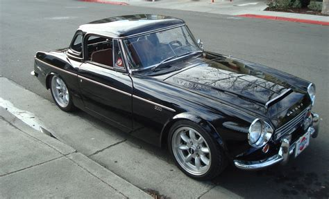 Datsun Car : Z-car Blog » Post Topic » Datsun Roadster Hardtop Project