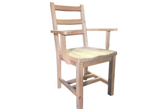 Reclaimed Barn Wood Chair From Pennsylvania