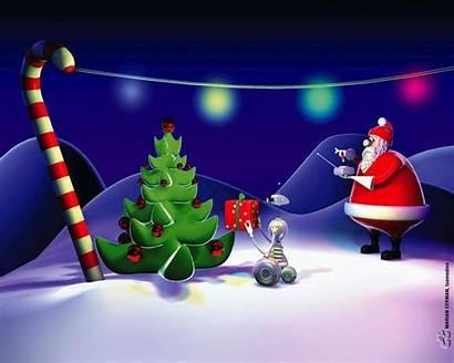 Christmas Animated Wallpapers Desktop