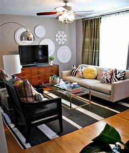 10, Best, Eclectic, Living, Room, Interior, Style, Decoration