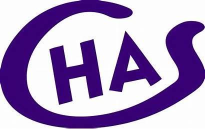 Chas Violet Logos Svg
