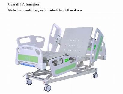 Bed Hospital Medical Nursing Electric Function Icu