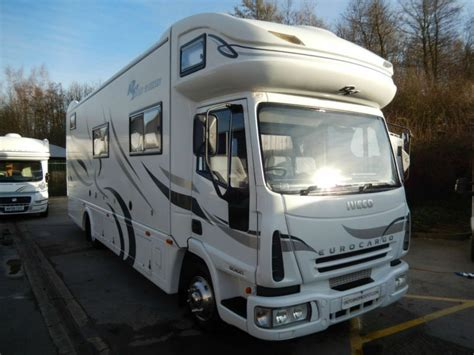 Motorhome With Garage by Rs Racecruiser Luxury Large Rear Garage Race Motorhome