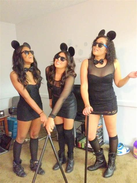 3 blind mice costume 14 costumes you can make with just a