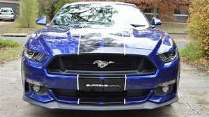 Supreme Vinyl - Ford Mustang Vinyl Wrap Canberra