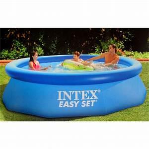 Pompe De Piscine Intex : intex 28142gn easyset piscine set avec pompe de ~ Dailycaller-alerts.com Idées de Décoration