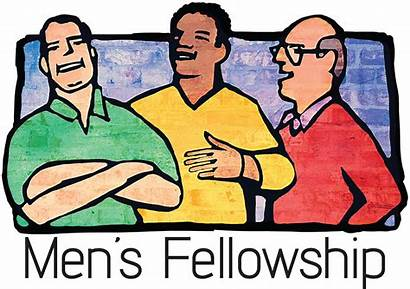Fellowship Clip Clipart Mens Bonfire Church Welcome