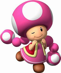 Toadette (Character) - Giant Bomb