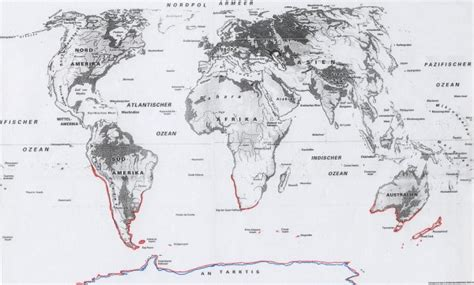 wo leben pinguine karte creactie
