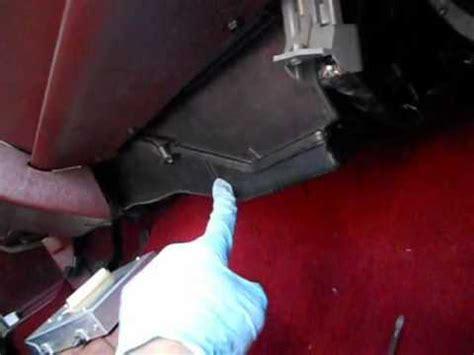 blower motor replacement silverado sierra   style gmc