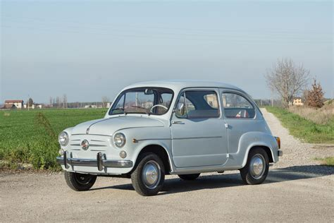 Fiat 600d by 1963 Fiat 600d Trucks Classics