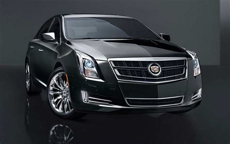 2014 Cadillac Xts Twin Turbo Front View Photo 10