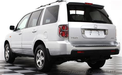 2006 Used Honda Pilot 4wd Ex-l Automatic At Eimports4less