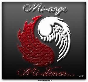 Ange Et Demon : ange et d mon yin yang images devil tattoo tattoos angel devil tattoo ~ Medecine-chirurgie-esthetiques.com Avis de Voitures