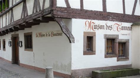 maison des tanneurs in strasbourg restaurant reviews