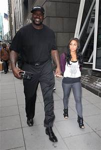 Image Gallery Shaq's Girlfriend 2014