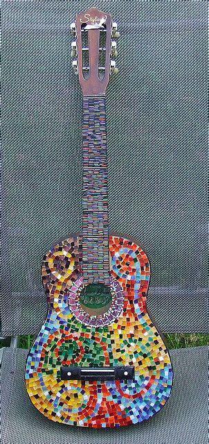 mosaic diy craft tutorials creative tile ideas