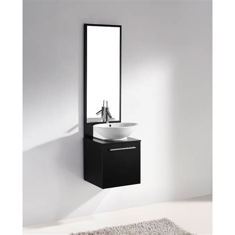 "Get free shipping on qualified 18 inch vanities bathroom vanities or buy online pick up in store today in the bath department. Madeli Alassio 18"" Bathroom Vanity - Espresso 