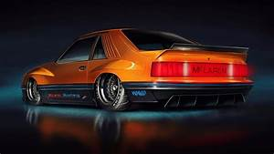 1980 SVO M81 McLaren Mustang Wallpapers | MustangSpecs.com