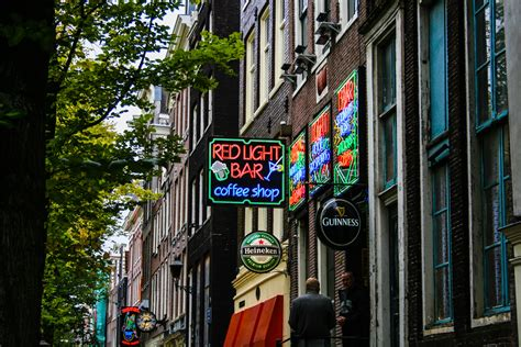 Red Light District - Fearless Travels