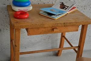 Petit Bureau Enfant : past present petit bureau enfant baumann ~ Teatrodelosmanantiales.com Idées de Décoration