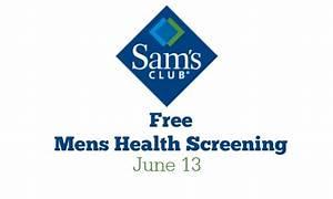 Sam's Club: Free Health Screening :: Southern Savers