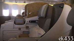 The Emirates Boeing 777-300ER | Business Class Product ...