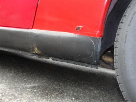 rust repair miata pictorial cars underneath bad