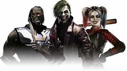 Injustice Villains Characters Villain Batman Animated Clipground