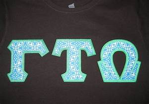 25 best images about greek fabric favorites on pinterest With custom fabric greek letters