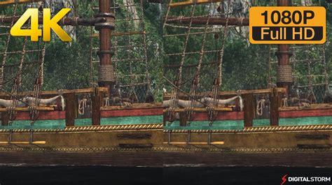 5 Hd Picture by 4k Vs 1080p Graphics Comparison Assassin S Creed 4 Black