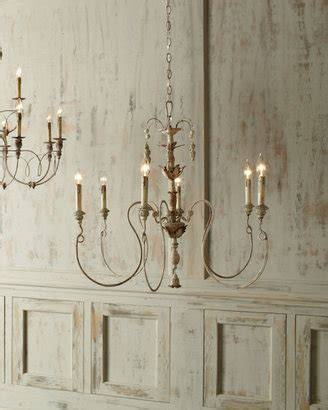 Horchow Chandelier by Horchow Salento 6 Light Chandelier Shopstyle Ceiling