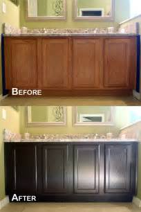 Gel Stain Cabinets Colors by Java Gel Stain Amazing Transformation Home Decor And