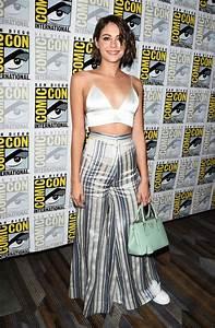 Willa Holland - Arrow Presentation at 2017 Comic-Con -06 ...