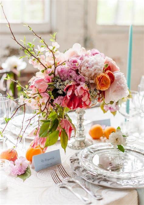 Spring Chic Connecticut Wedding Inspiration Pink wedding