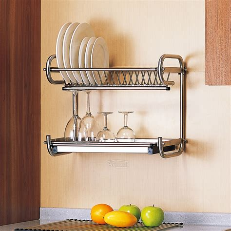 wall mounted dish drying rack 25 photo of wall mounted drying rack for dishes